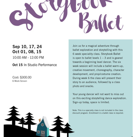 Storybook Ballet