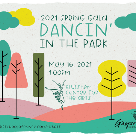 Spring Gala Tickets 2021 - Information