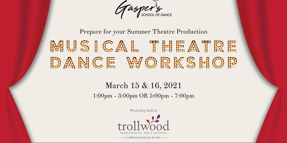 Musical Theatre Dance Camp