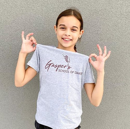 GSD Youth Logo T-shirt