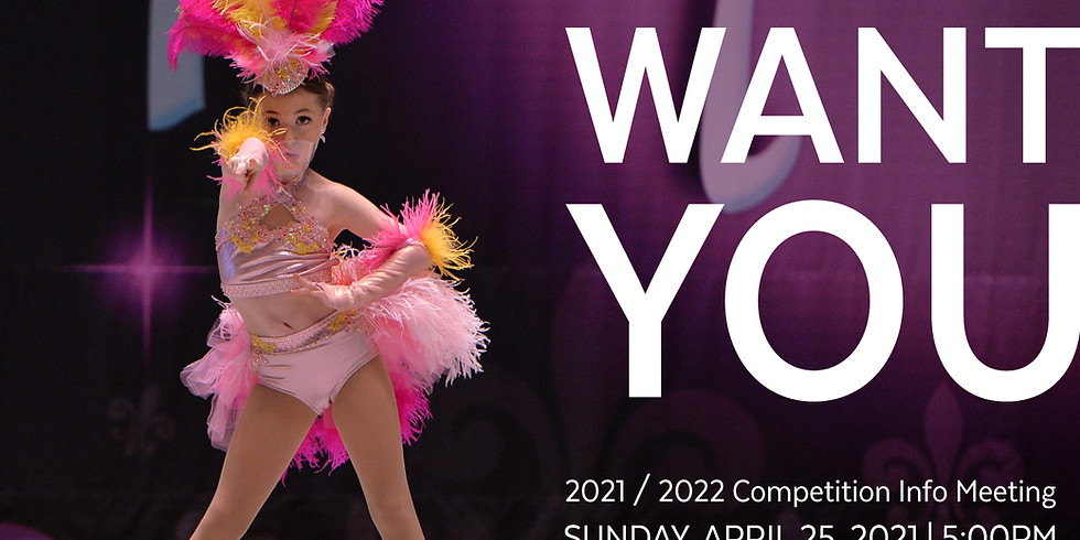 2021-2022 Competition Info Meeting