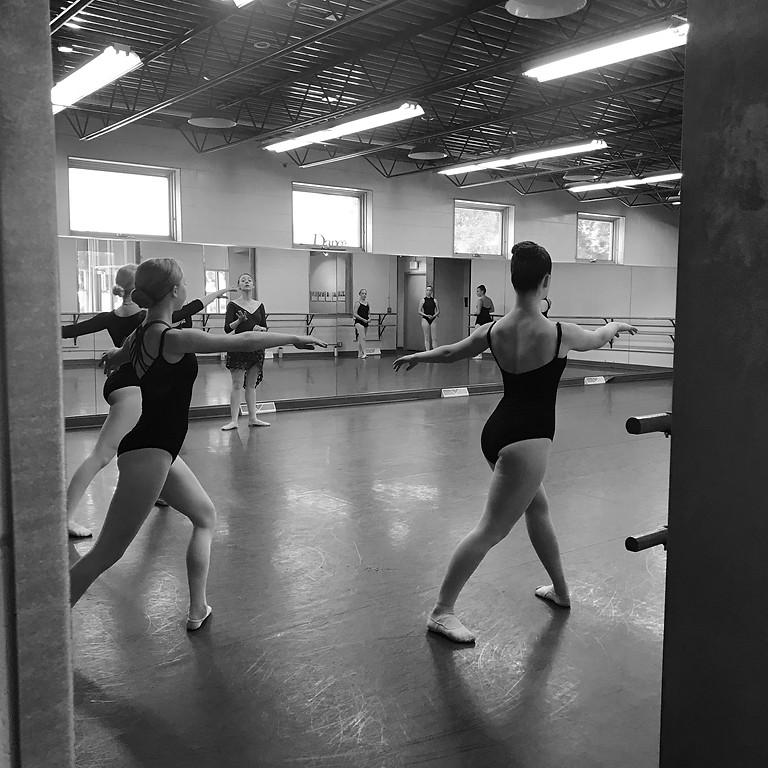 World Ballet Day - Free Ballet Class