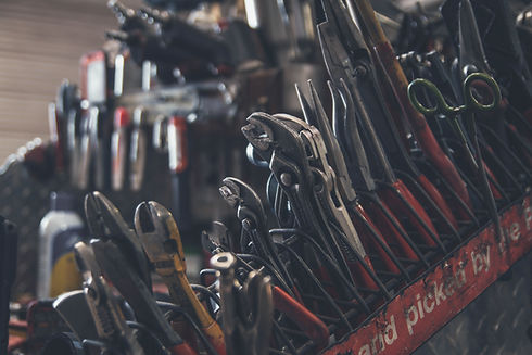 Wrenches and Pliers