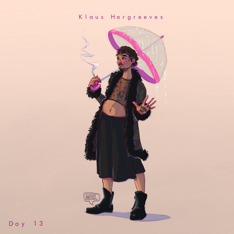 FebFav - Klaus Hargreeves