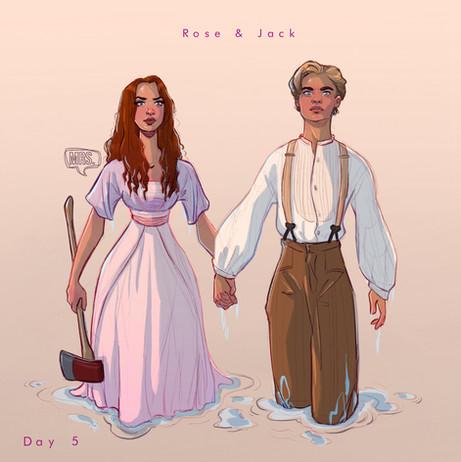 February Favorites - Rose x Jack