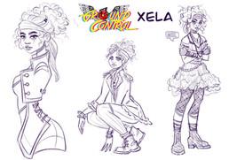 Xela Sketch