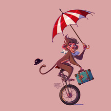 Day 4 Unicycle