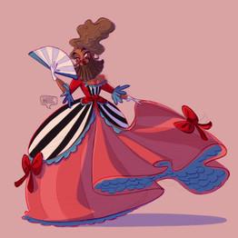 Day 26 Fancy Dress