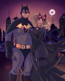 The Bat + The Cat
