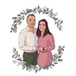 Karen and her husband