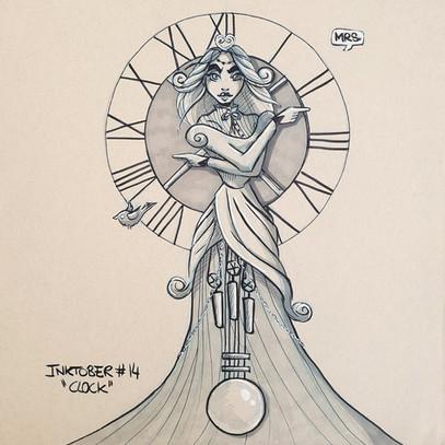 14 Okt Clock
