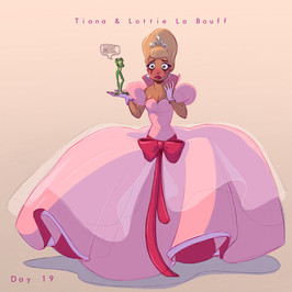 FebFav - Tiana and Lottie