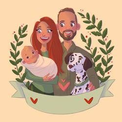 Jo + Kelly = Baby Jasper