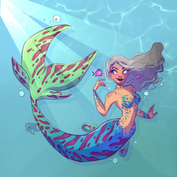 Mermaid Serena