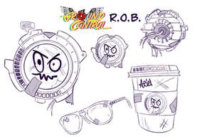 R.O.B. sketch