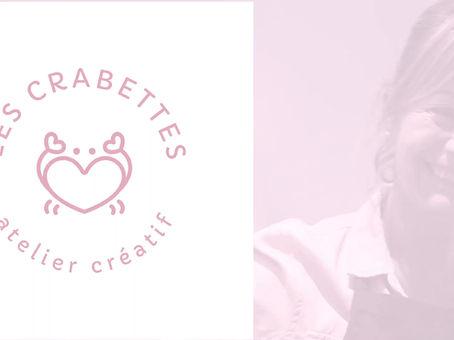 """Pourquoi """"Les Crabettes, Atelier Créatif"""" ?"""