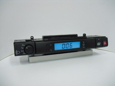 JAGUAR XJ X300 CLOCK REPAIR 1994-1997