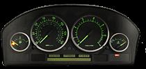 RANGE ROVER L322 MODELS SPEEDO CLUSTER REPAIR 2002-2006