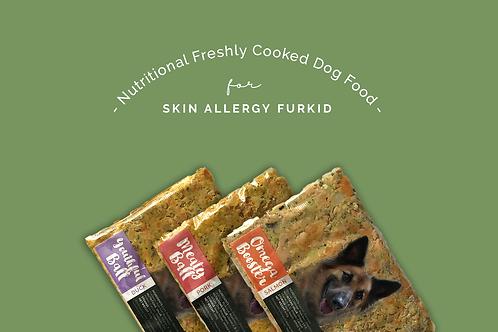 Skin Allergy Dog Food | Trial Pack