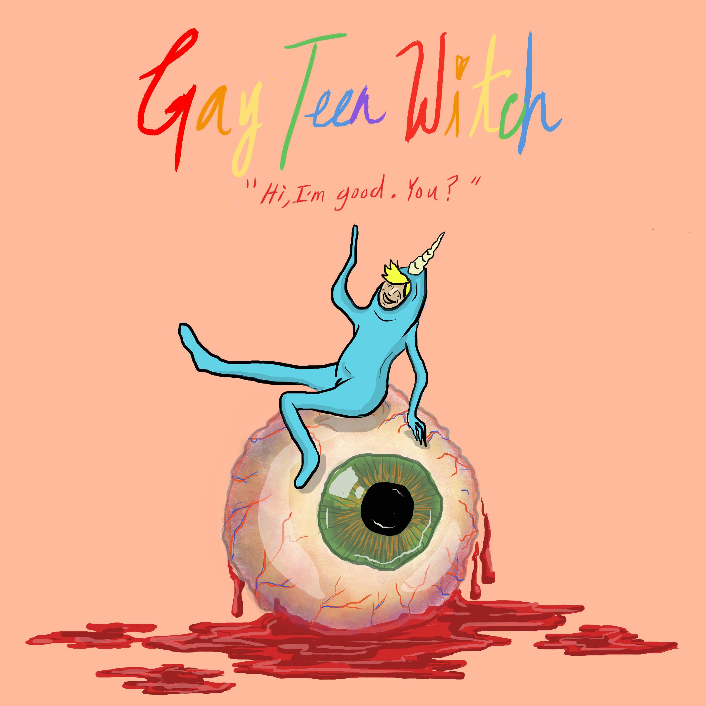GayTeenWitch