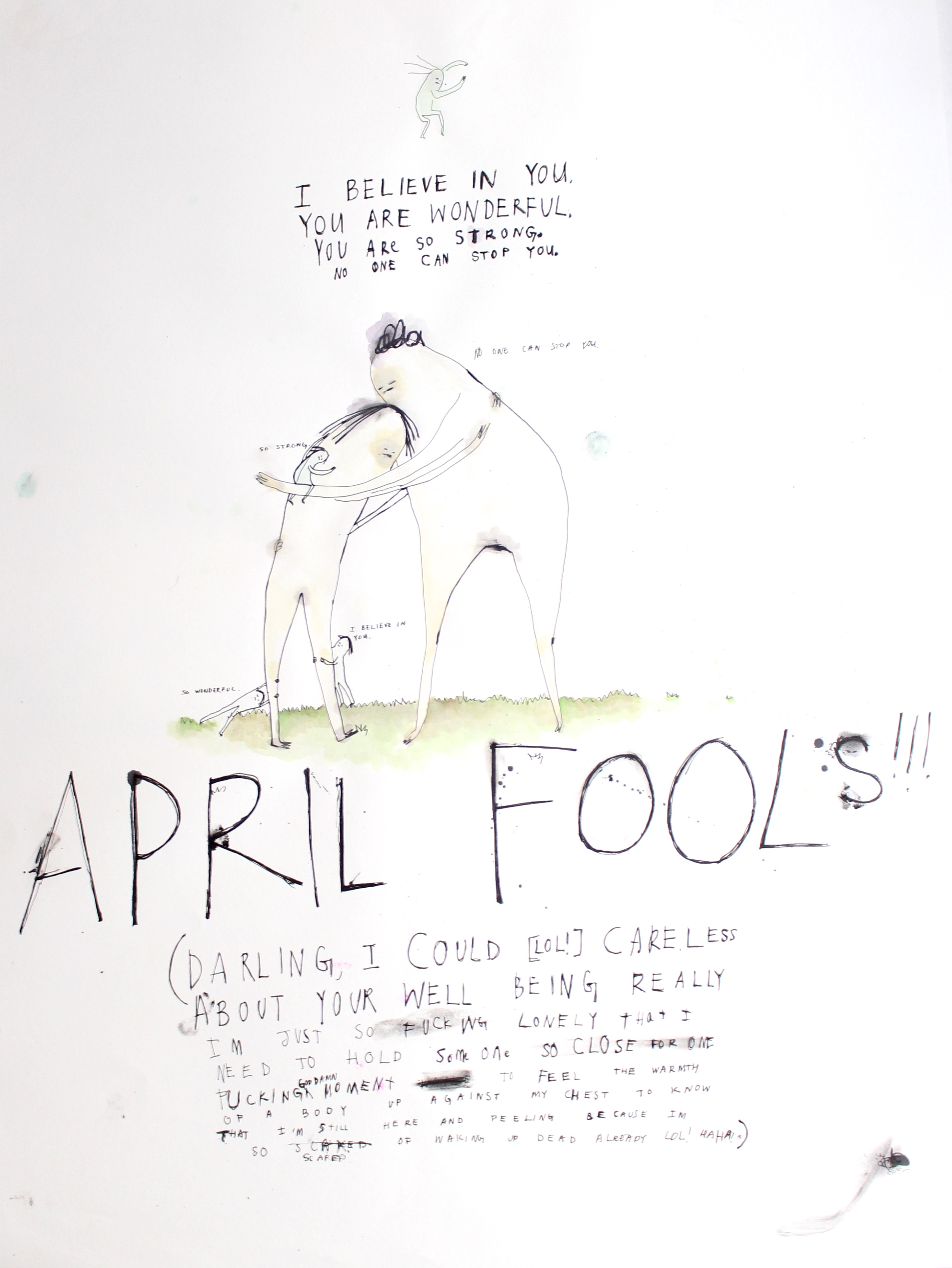 I Believe In You (April Fools)