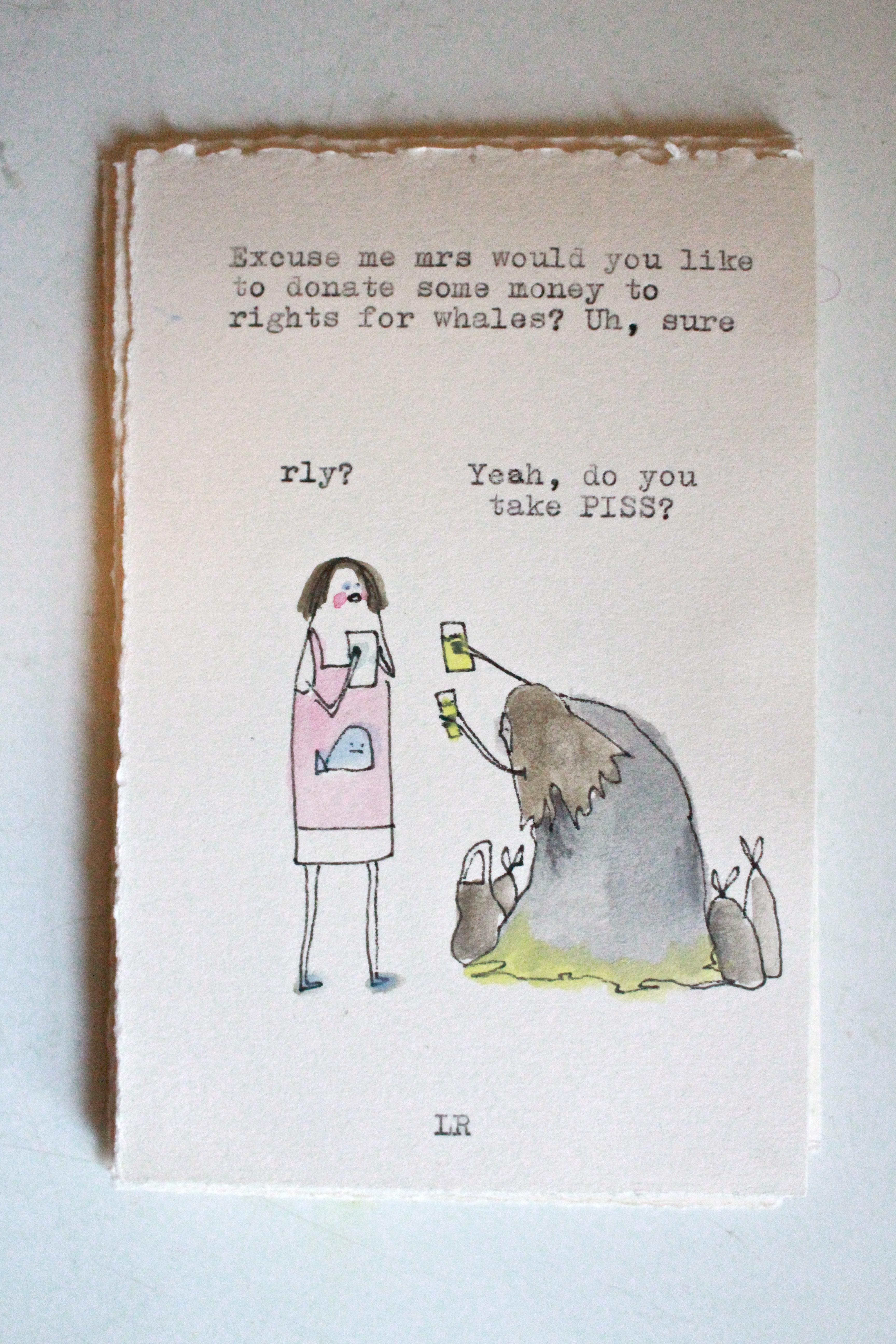 Do You Take Piss?