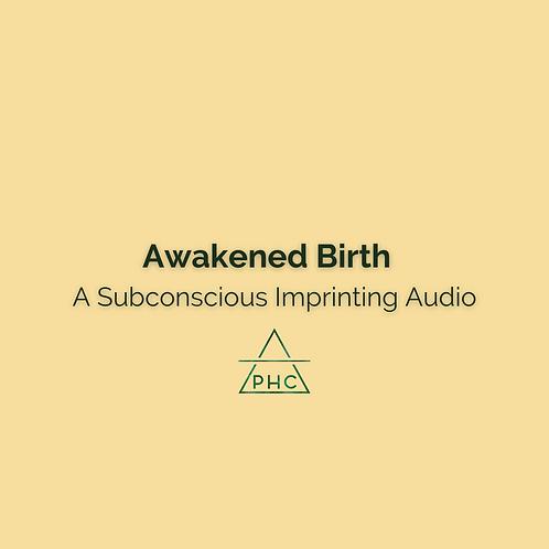 Awakened Birth - A Subconscious Imprinting Audio