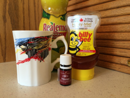 – Under the weather? This might just help! –