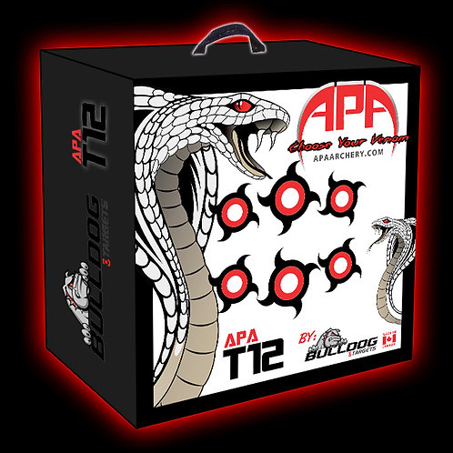 The APA T12 Archery Target - Plus Series