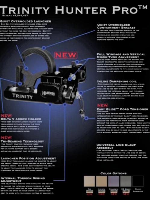 Trinity Hunter Pro