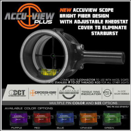 Axcel AV-31 Plus Scope