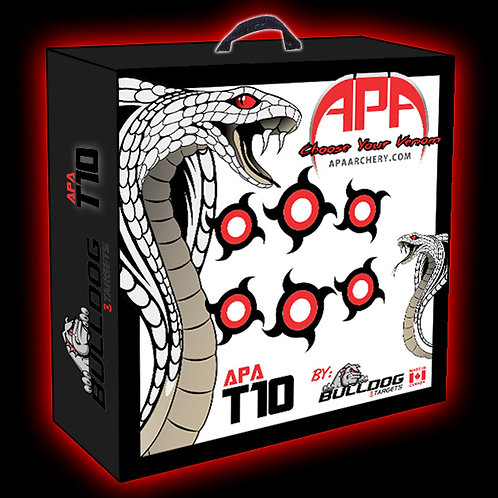 The APA T10 Archery Target