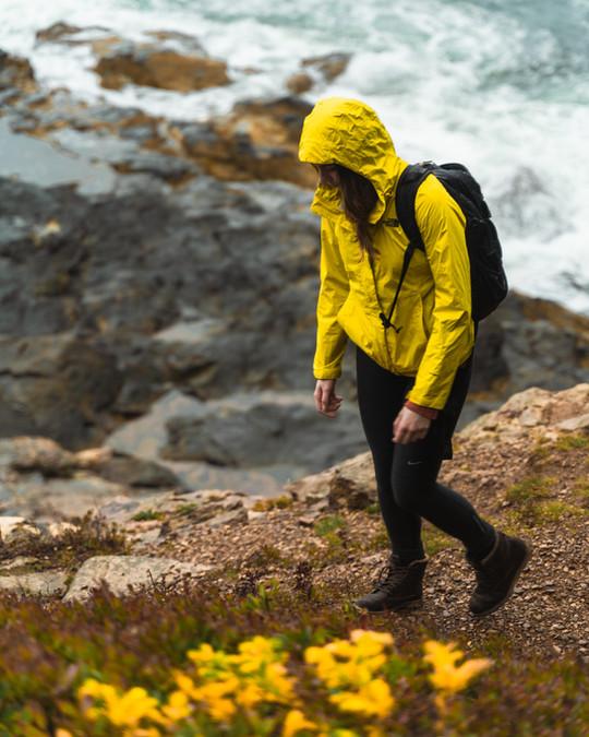 Acadia Rain Jackets