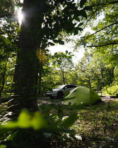 Shenendoah Camping