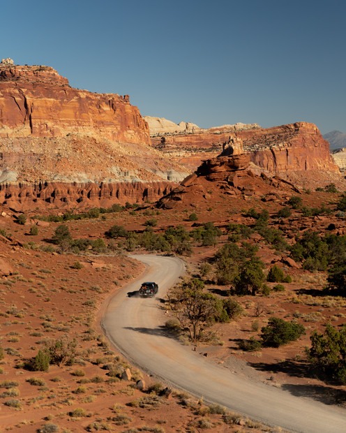 Capitol Reef Backroads