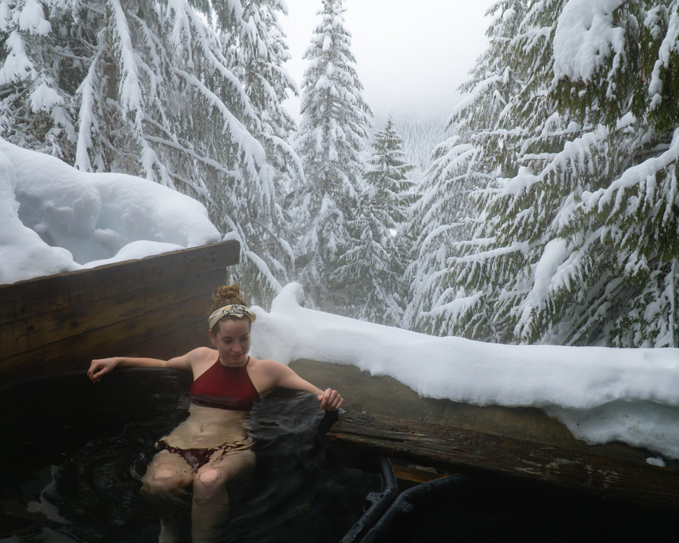 Snowy Hot Springs