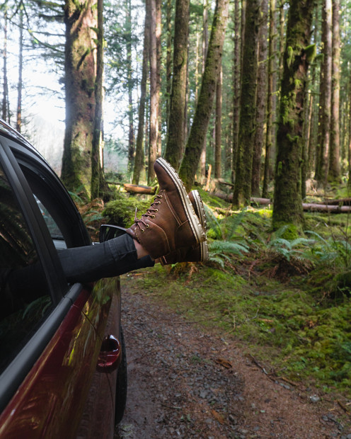 Hoh Rainforest Boots