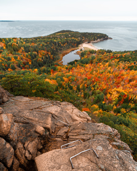 Beehive Trail Acadia National Park