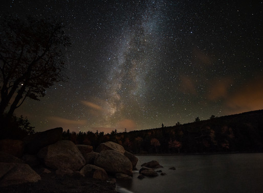 How to Photograph the Milky Way on the East Coast