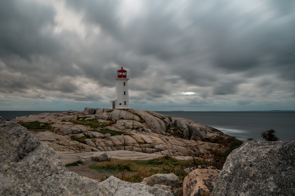 Peggy's Cove Storm