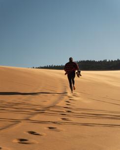 Running through the Dunes