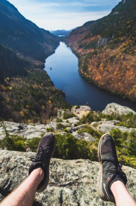Indian Head Trail Fall