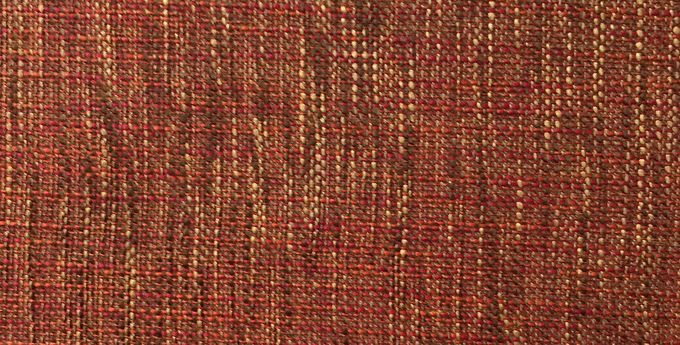Woven - Red, Orange, Gray, and Taupe