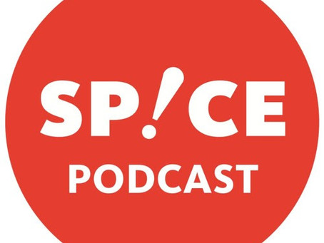 Spice Podcast - Talking about Tavisha's Helping Hands