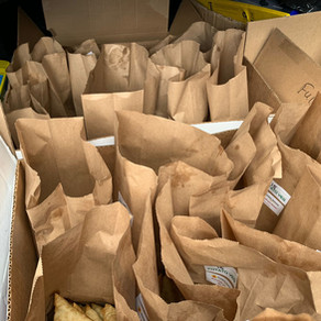 Samosa sale to raise funds for India COVID-19