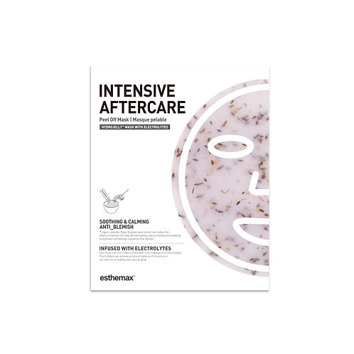 Esthemax Intensive Aftercare Hydrojelly Peel Off Mask Kit