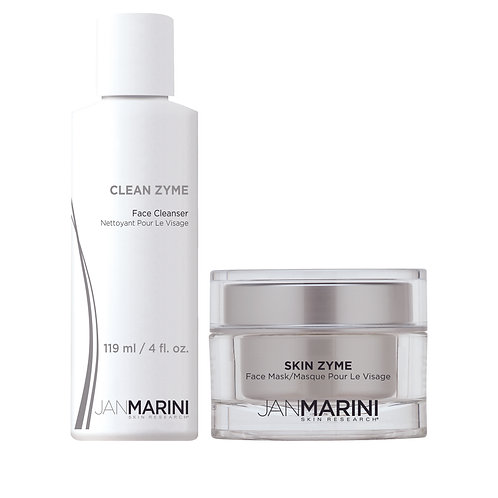 Skin Zyme & Clean Zyme Kit