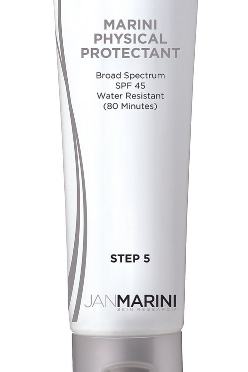 Marini Physical Protectant -Tinted  Broad Spectrum SPF 45