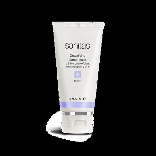 Sanitas Detoxifying Scurb Mask