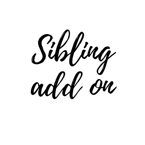 Sibling craft add on